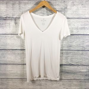 American Eagle soft and sexy V neck top